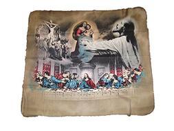 AES Jesus Christ Last Supper Dinner Christian Catholic 50x60