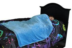 Premium Kids Weighted Blanket - Child Kid Weights and Sizes