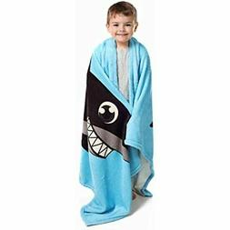 Kids Blanket - Soft, Lightweight Throw Home &amp Kitchen