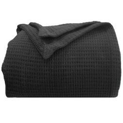 Homvare King Super Soft 100% Cotton Off White Basket Weave B