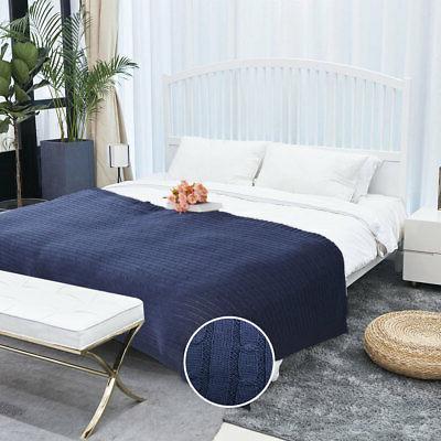 100% Soft Warm Sofa Bed Home Decor Throw