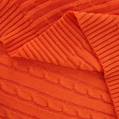 100% Blanket Knitted Decorative
