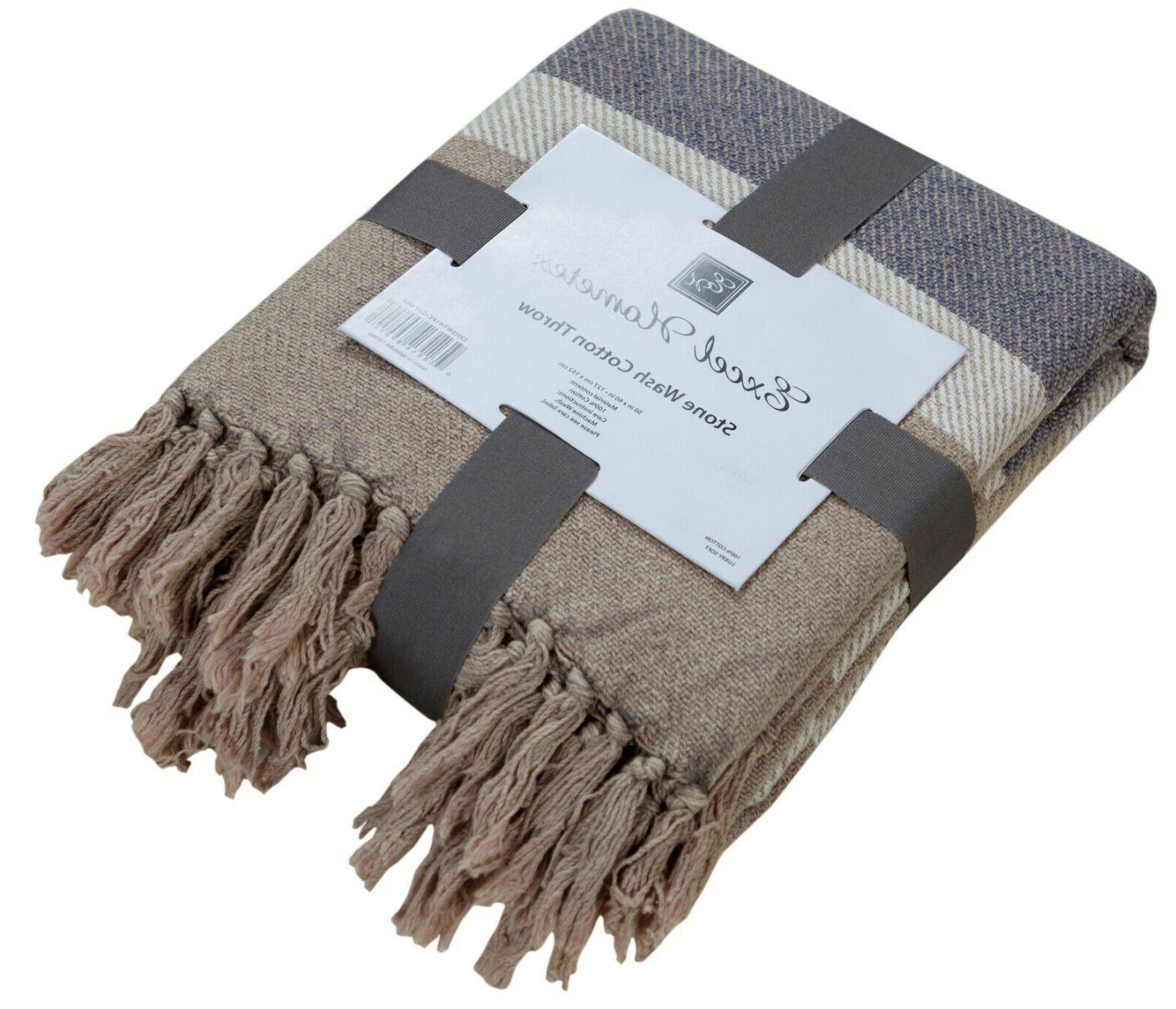 Blanket loom Wash