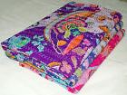 10Pc Wholesale Lot Bedspread Kantha Quilt Queen Size Bedcove