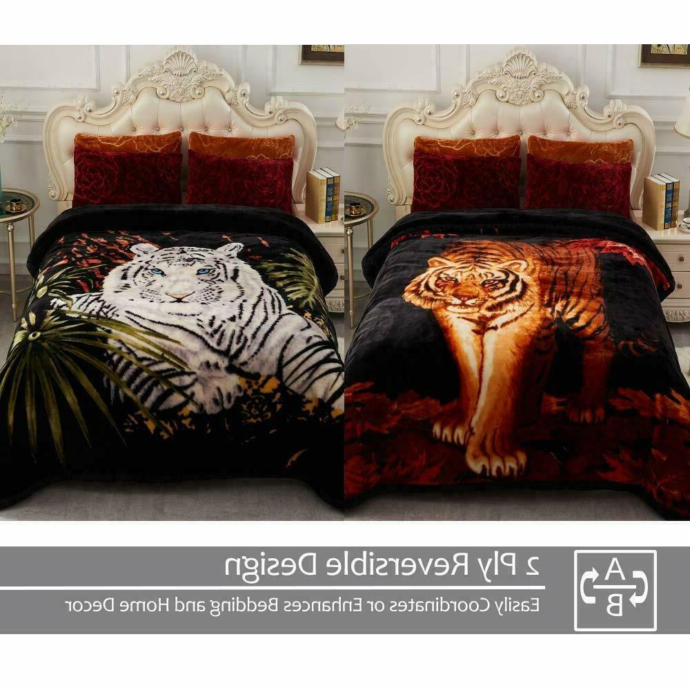 """Blanket Soft & Warm Sided 93"""""""