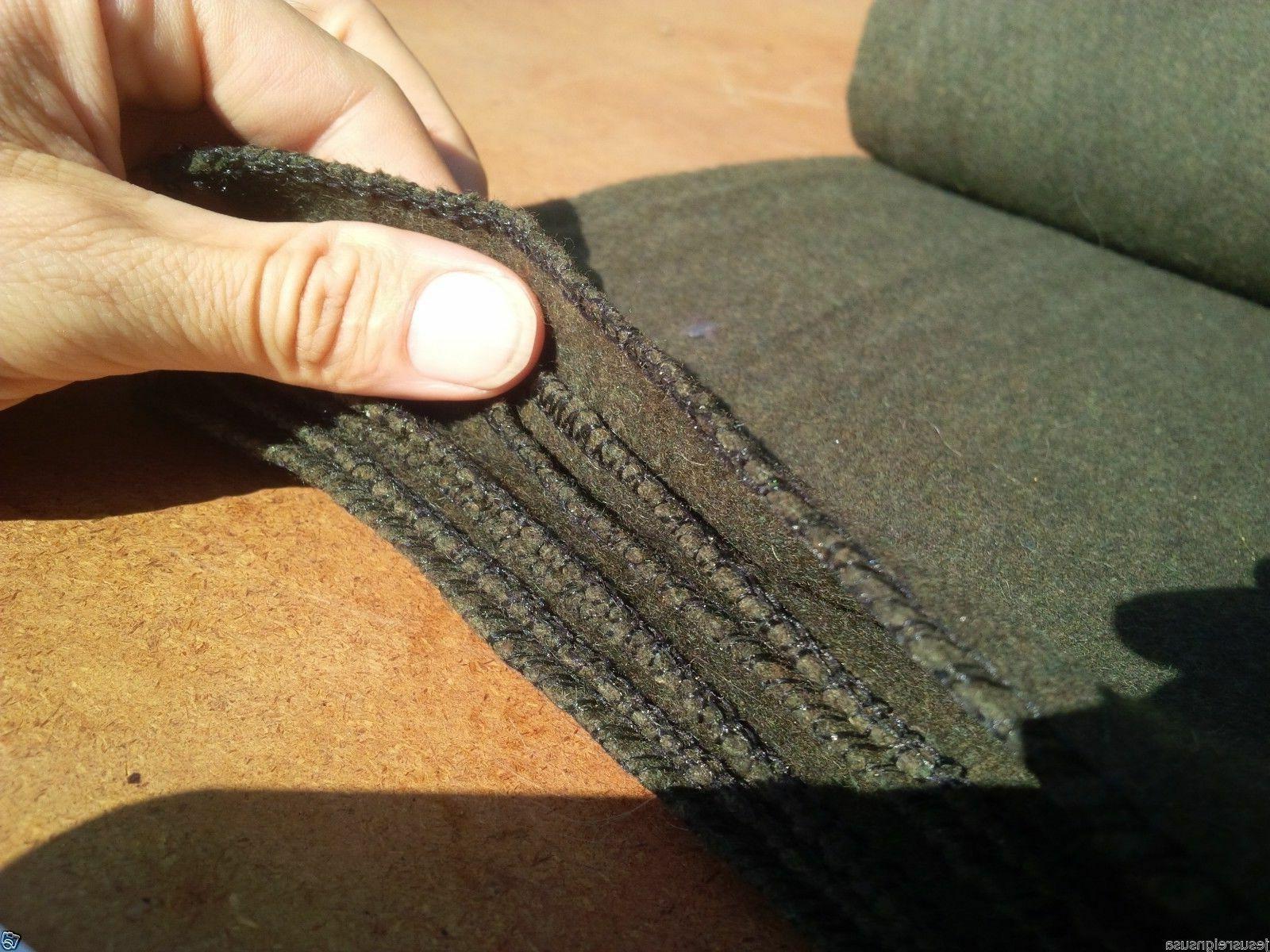 3+ Lb Wool Blanket Survival Shelter