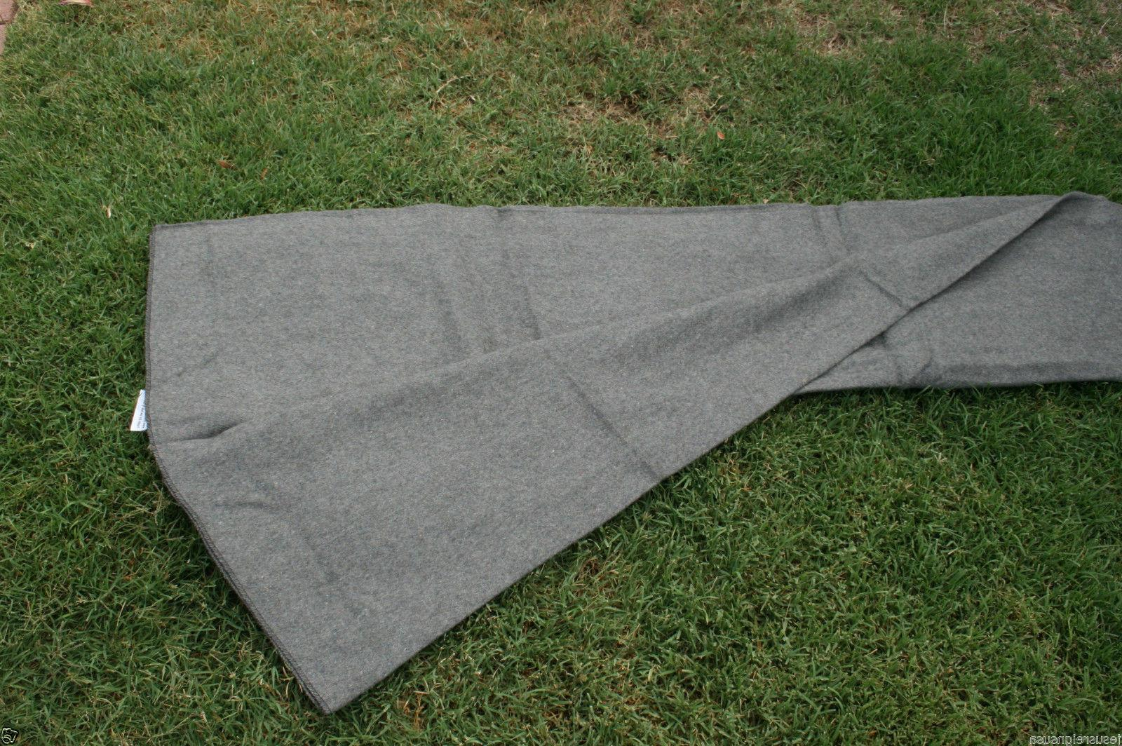 4+ Blanket Military Army Emergency Survival Camping