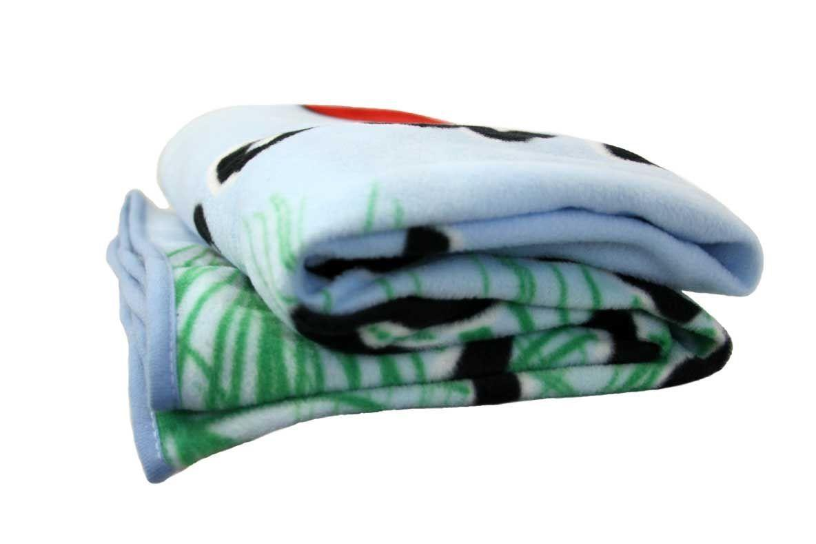 5 Somewhere Throw Blanket Super Plush Tropical