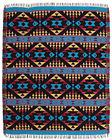#5000 Accent Throw Blanket Native American  Style Navajo Cla