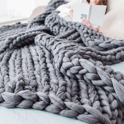 120*150cm Thick Yarn Hand