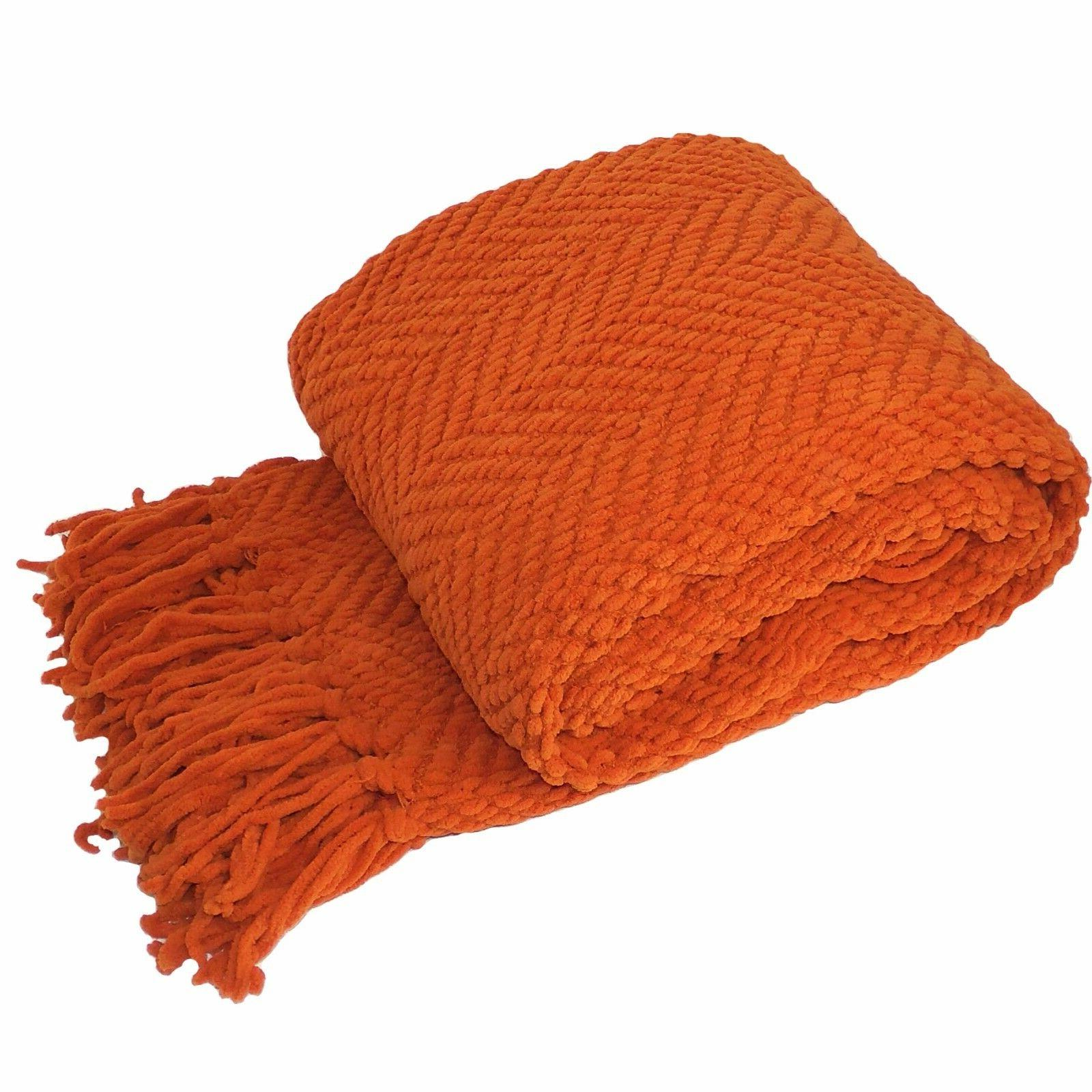 boon knitted jumbo tweed throw blanket couch