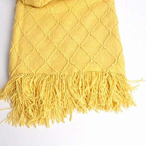 Battilo Knit Diamond Pattern by