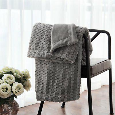 "Blanket Fleece 50""x60"" Soft"