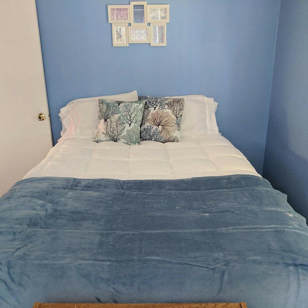 Bedsure Luxury Blanket Blanket Bed Blanket Microfiber