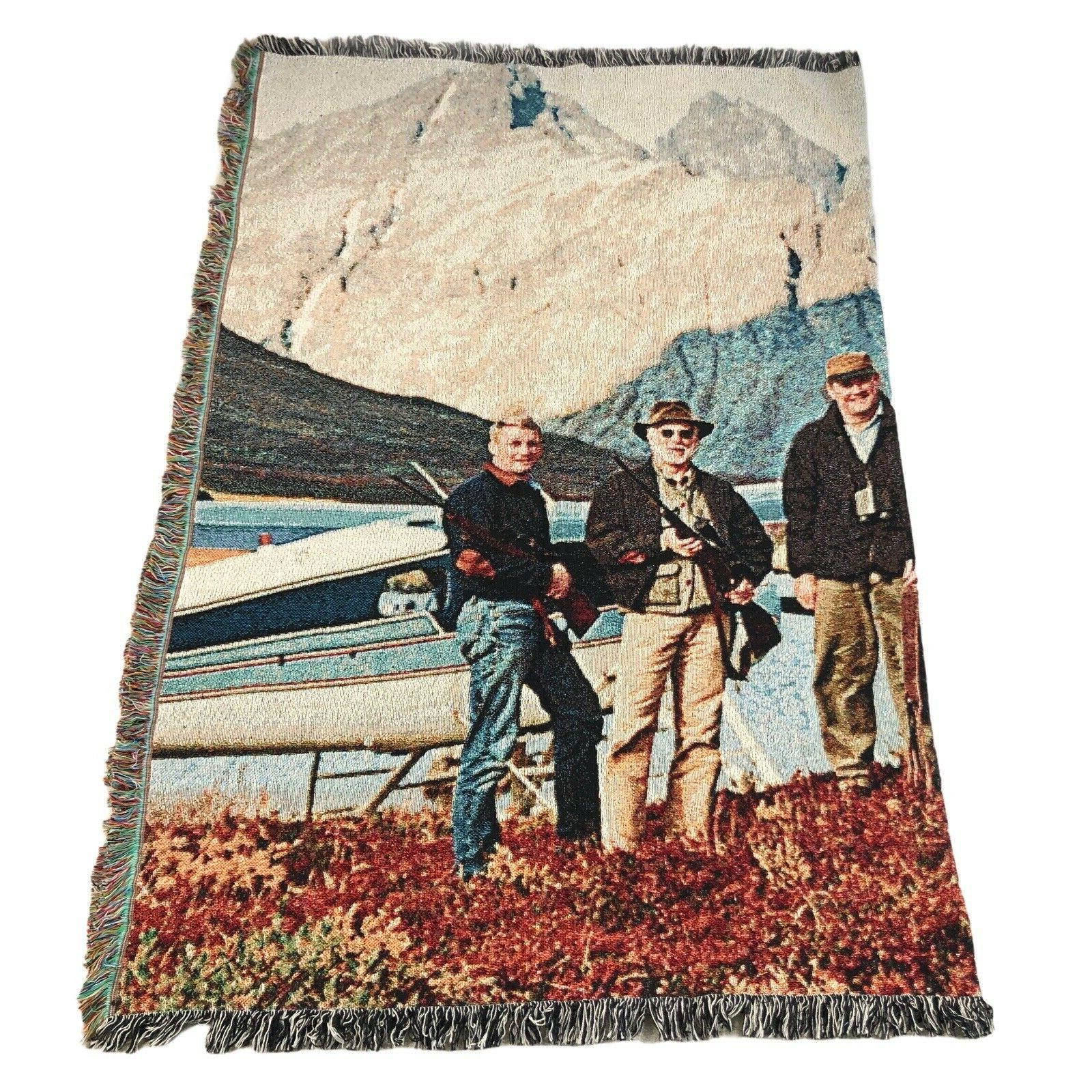Pure Country Inc. Frog Blanket Tapestry Throw