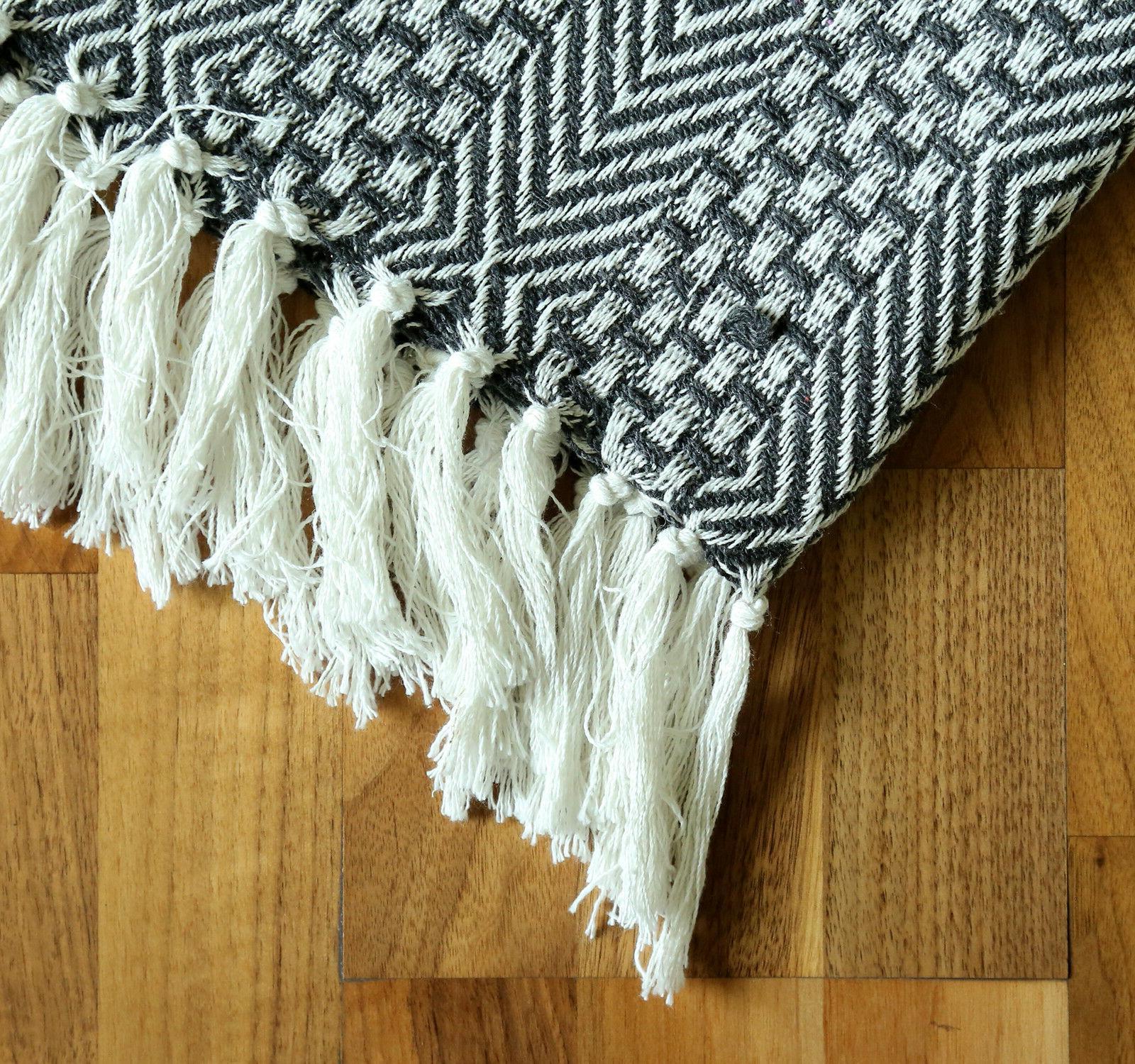 Woven Warm Blanket 50 x 60