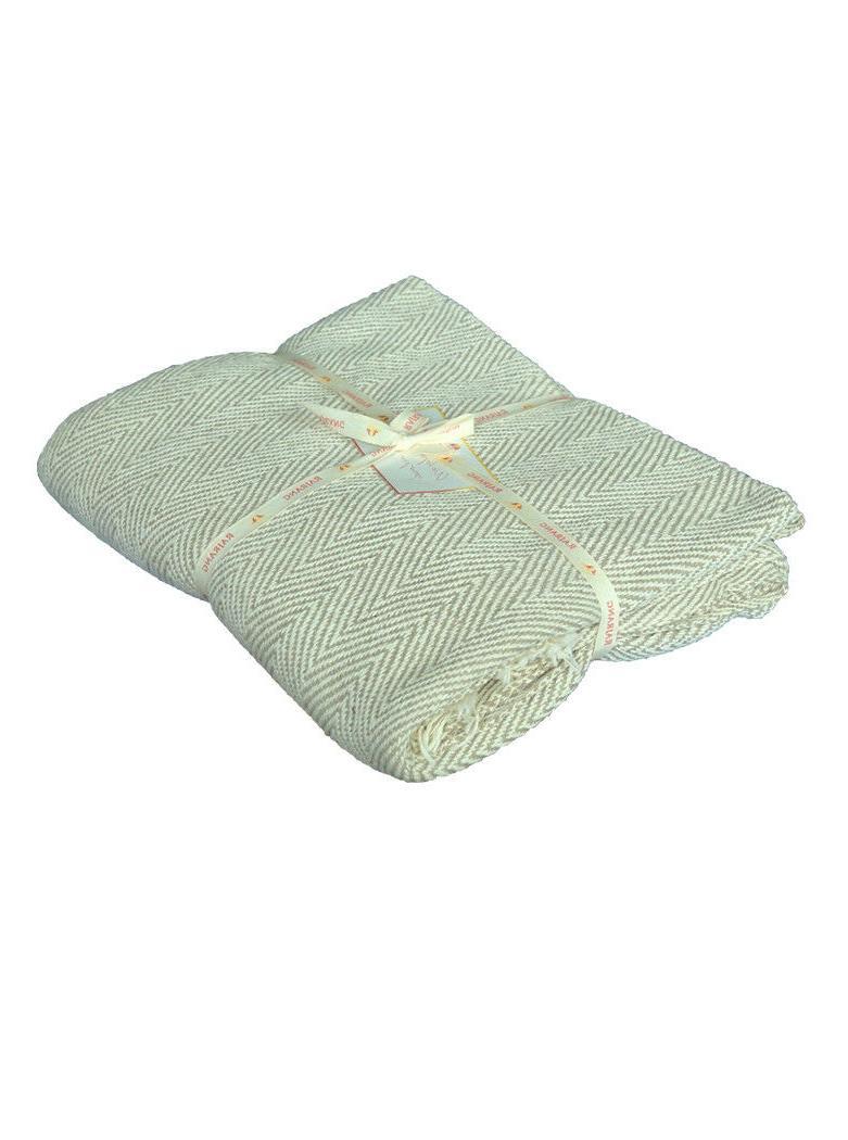 Cotton Tassel Soft Throw