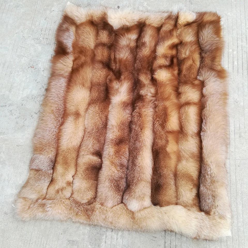 Crystal Fox FurBlankets Super Fur Kids Blanket Bedding Babys