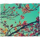 DENY designs SUMMER BLOOM Blanket by Artist Sophia Buddenhag
