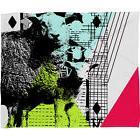 "DENY designs Throw Blanket ""King Hero"" by Randi Antonsen, Me"