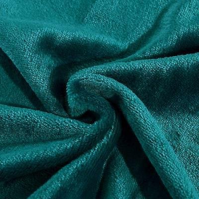 "Exclusivo Mezcla Luxury Velvet – 50"" Teal"