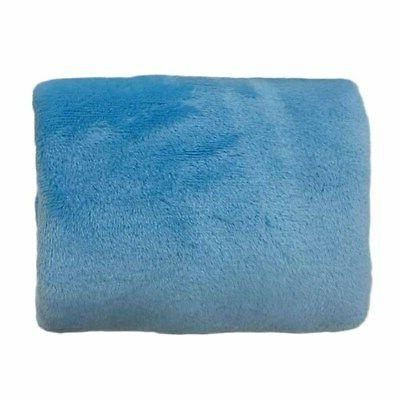 Flannel Sherpa Throws Fleece Blanket Double King Sofa Bed La