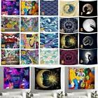 Hippie Boho Indian Mandala Tapestry Throw Wall Hanging Bedsp