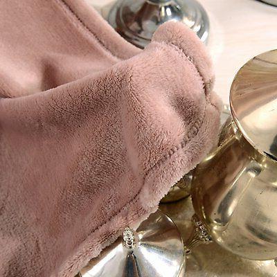 Luxury Flannel Velvet Throw x Mezcla