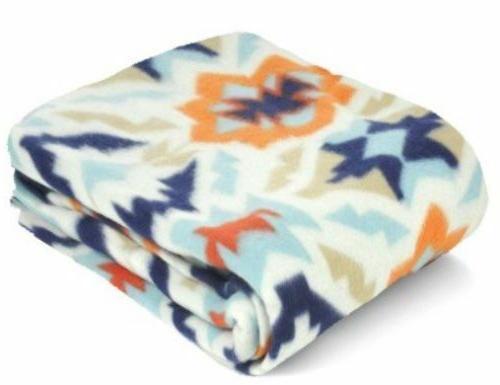 "Mainstay Throw Blanket Plaid Warm Cozy 50"" 60"" Gift"