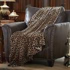Merrylife Decorative Throw Blanket Large Colorful Oversized