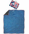 "Mickey Mouse 1928 Americana Stars Stripes Throw Blanket 70""x"
