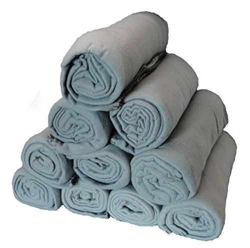 Natures Yard 50 x 60 Inch Fleece Throw Blanket Wholesale Cas