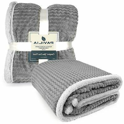 Premium Blanket by Super Soft, Lightweight