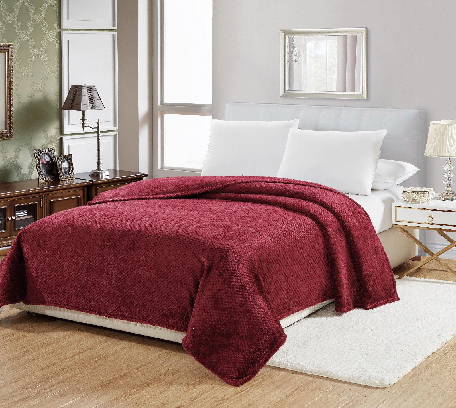 Premium Plush Throw Blanket Cover Assorted & Styles
