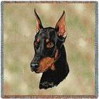 Pure Country 1158-LS Dobermann Pinsc Pet Blanket, Canine on