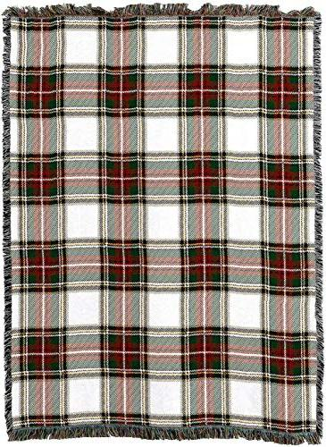 Pure Country Inc. Stewart Dress Plaid Blanket Tapestry Throw