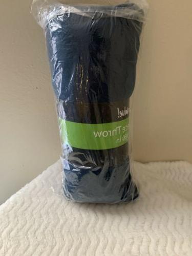 Super Soft Cozy Fleece Throw Blanket - 50x60 Fleece Blanket
