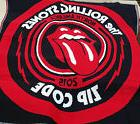 The Rolling Stones North America 2015 Zip Code Tour-Throw Bl