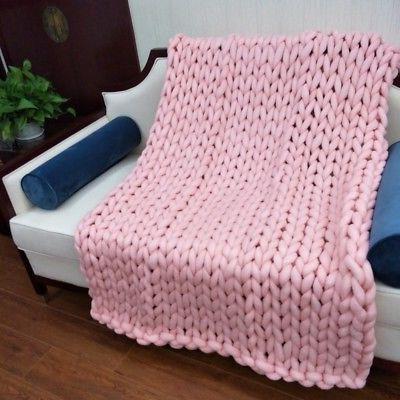 Handmade Chunky Knit Bulky