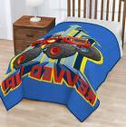 Warner Brothers Nickelodeon Blaze High Octane Fleece Blanket