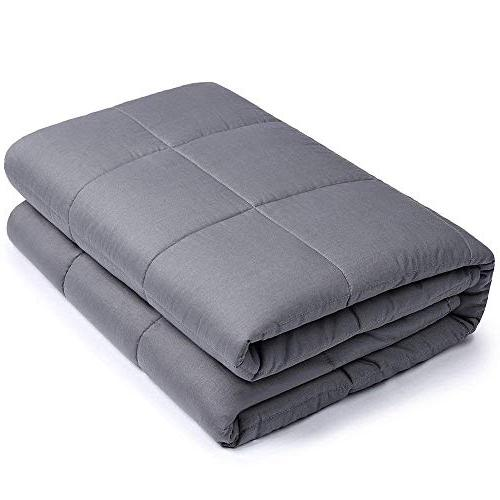 anxiety weighted blanket