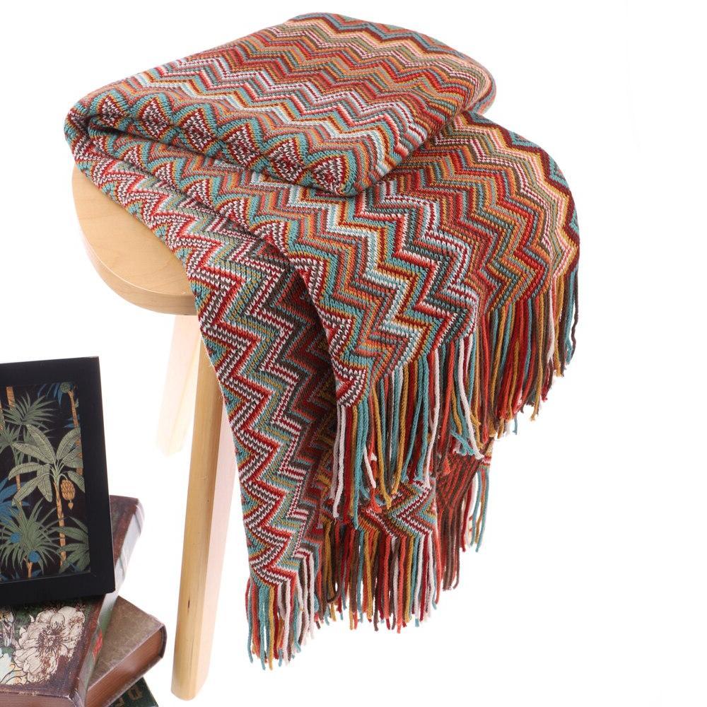 Battilo Soft Rug <font><b>Throw</b></font> <font><b>Blanket</b></font> For Bed Sofa Bedspread Warm Man