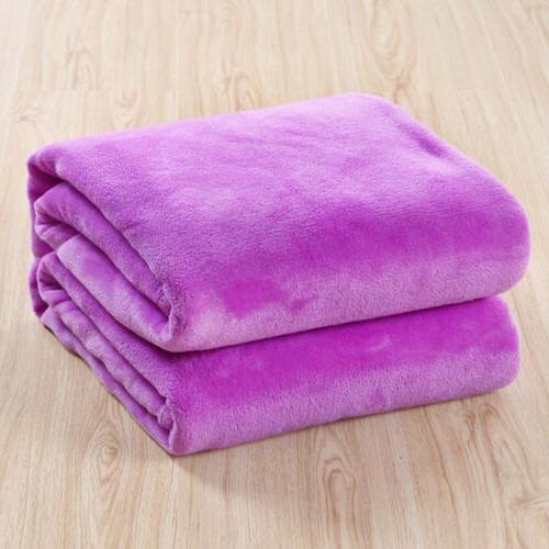 Bedroom Decor Soft Plush Throws Rug Pink