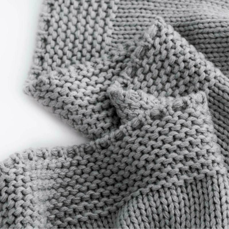 Bedsure Knitted Throw Blanket For Lightweight, Soft