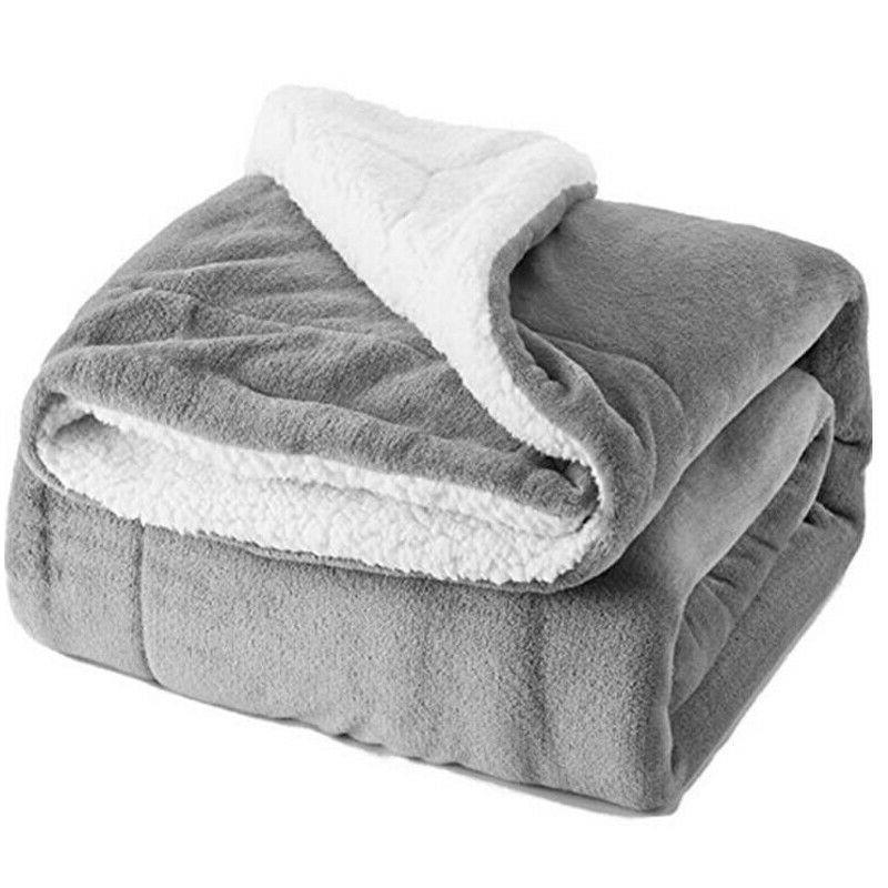 Bedsure Luxury Fleece Blanket Blanket Throw Bed Blanket