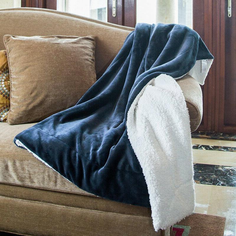Bedsure Blanket Plush Bed Blanket