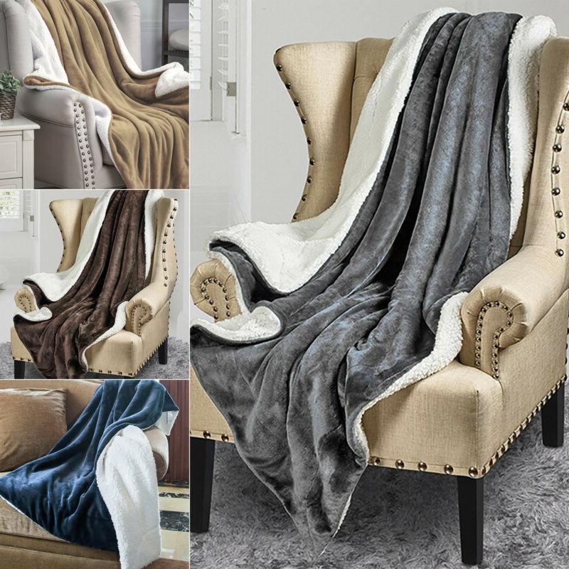 bedsure luxury flannel fleece blanket plush blanket