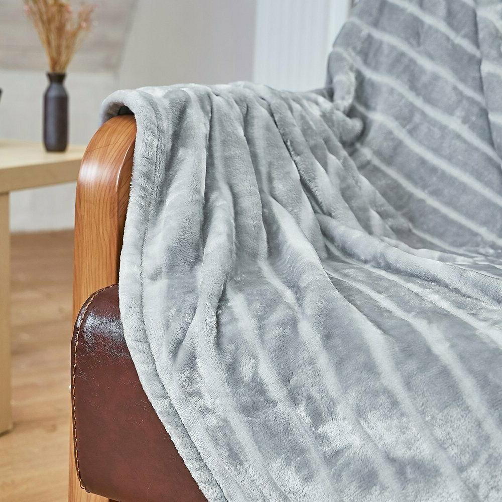 Bertte Plush Super Soft Throw