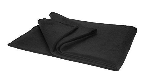 SE BI60802GR Warm 3-lb. Blanket with Green /