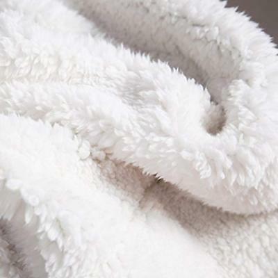 Blankets Throws Sherpa Fleece Blue Fuzzy Soft Microfiber